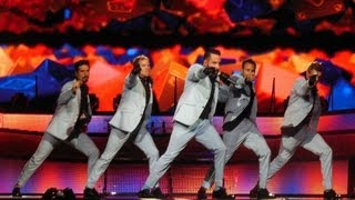 Backstreet Boys: In A World Like This Tour - Virginia Beach 2013