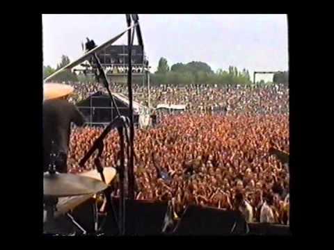 Ozzfest 1998 England UK FEAR FACTORY FULL SET