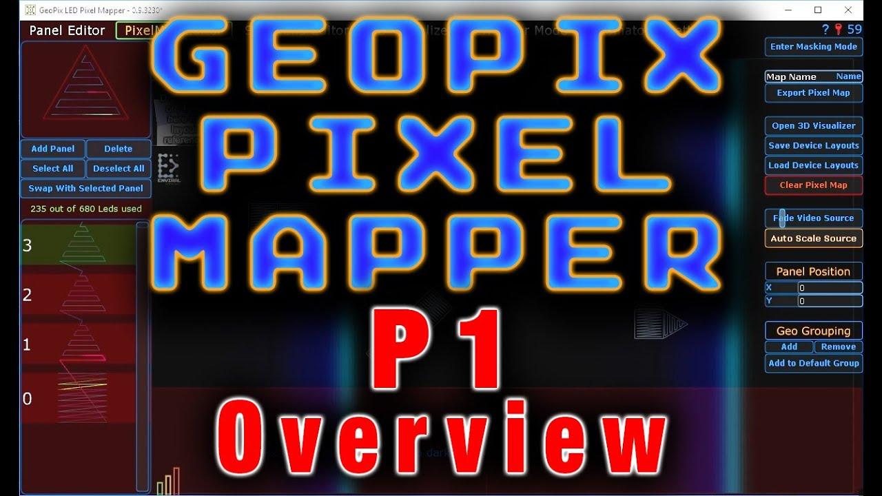 GeoPix 0 9 - Enviral Design