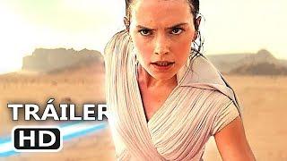 STAR WARS 9 Tráiler Español DOBLADO (2019) El Ascenso de Skywalker