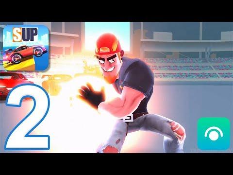 SUP Multiplayer Racing - Gameplay Walkthrough Part 2 (iOS, Android)