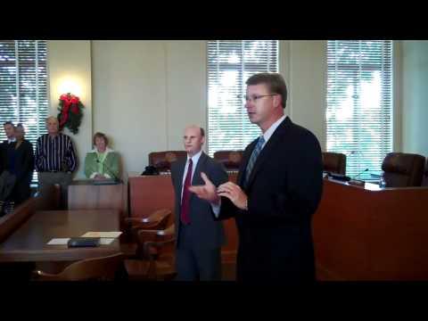 New Rockwall Co. Judges Rakow, Williams sworn in
