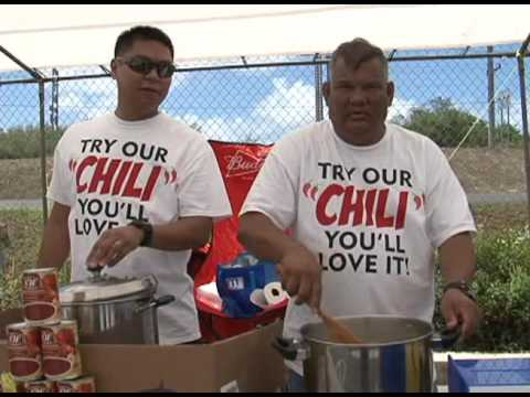 Guam hospitals hold chili cookoff competition