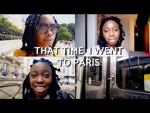 Vlog #2 - THAT TIME I WENT TO PARIS Mp3