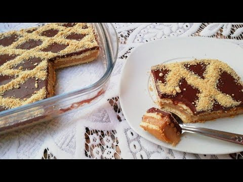 gâteau-sans-cuisson-facile-et-rapide-à-réaliser-en-10min-aïd-2019-cuisine-marocaine