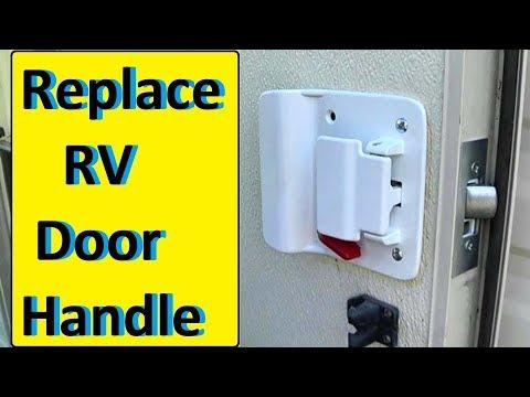 replacing-rv-entry-door-latch
