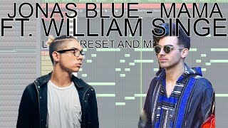 Tutorial showing you the lead sound and melody to jonas blues' new track mama this is not intended on recreating song in its entirety, just show...