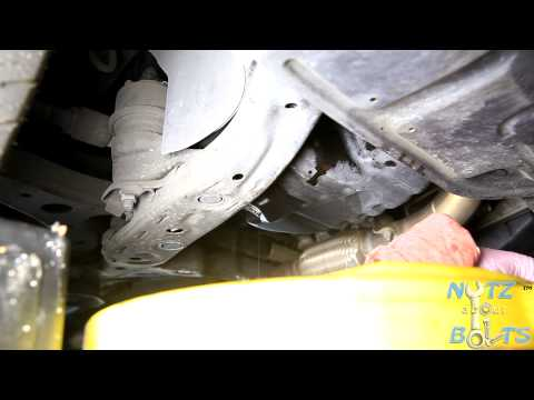 2001-2006 Toyota Camry Oil Change