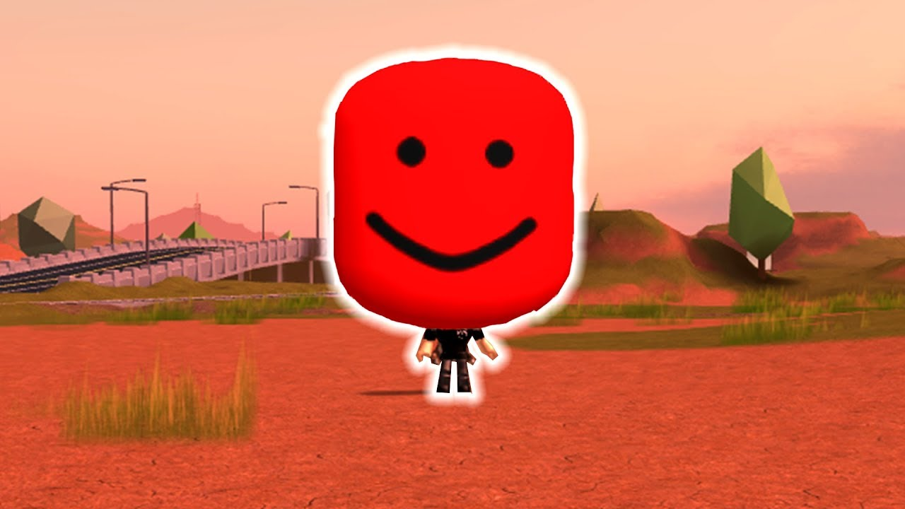 They Added Giant Heads To Roblox Insane Youtube