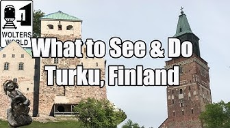 Visit Turku - What to See & Do in Turku, Finland