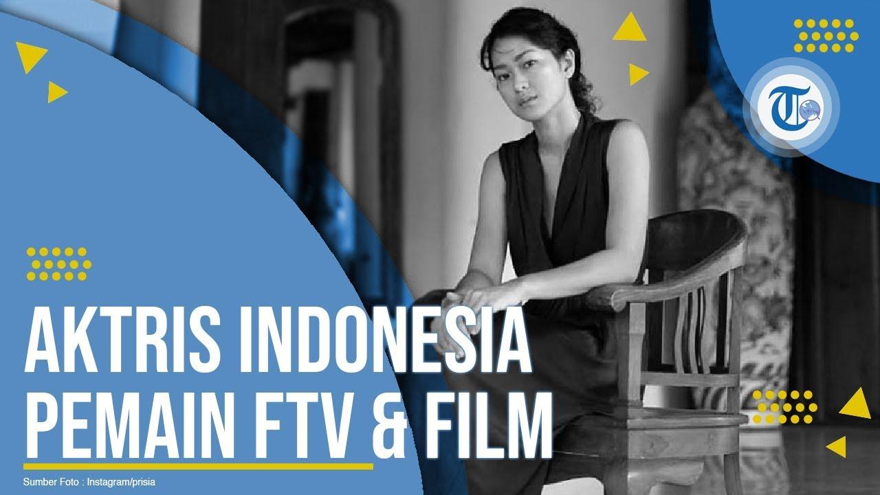 Download Profil Prisia Nasution - Aktris & Model Indonesia Pemeran Film Comic 8