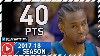 Andrew Wiggins Full Highlights vs Clippers (2018.01.22) - 40 Pts, 6 Reb, SICK Plays!