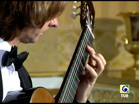 David Russell, recital en TVE (full)