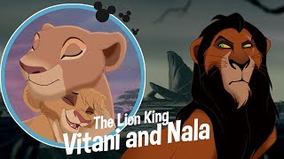 THE LION KING VITANI AND NALA || Theory Story