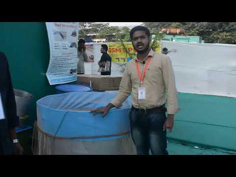 Fisheries Department Of Maharashtra @ Krushithon 2019