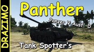 War Thunder - Panzer V (Panther) - The Big Cat