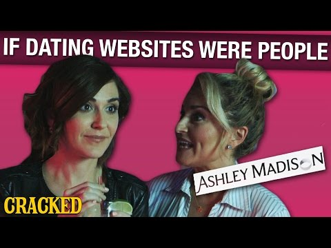 If Dating Websites Were People