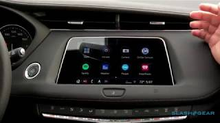 "2019 Cadillac XT4 ""New Cadillac User Experience"" walkthrough"
