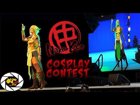 "Nakakon 2018 ""Cosplay Contest"""