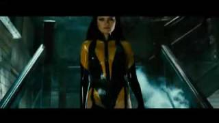 Malin Akerman - Watchmen ( Tv Spot - Latex version )