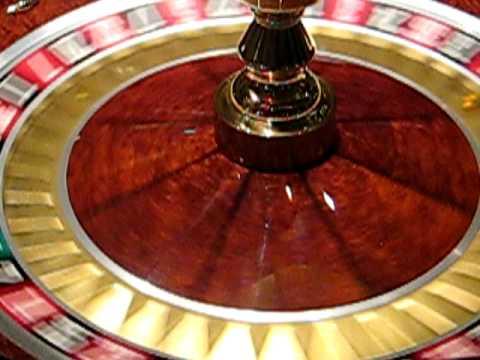 Huxley Starburst Roulette Wheel - YouTube