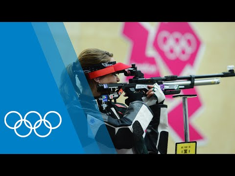 Anatomy of an Air Rifle Shooter with Abhinav Bindra [IND]