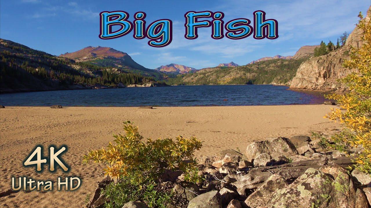 a backpack fishing trip to the wind river range raft lake wyo