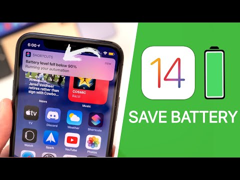 30+ Tips to Improve iOS 14 Battery Life!