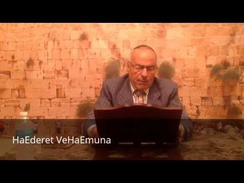 Amazing Voice Of 40+ Year Chazan/Cantor Meir Azoulay