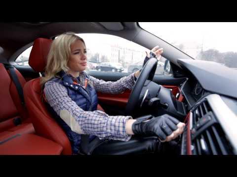"""New BMW 4 Series: Тест-драйв в программе """"Москва рулит"""""""