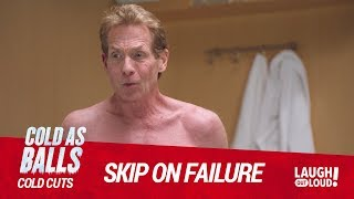 Cold As Balls: Cold Cuts | Skip Bayless & Kevin Hart on Failure
