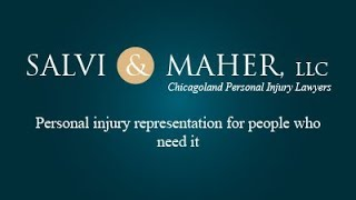 Salvi & Maher, L.L.C. Video - Personal injury representation for people who need it