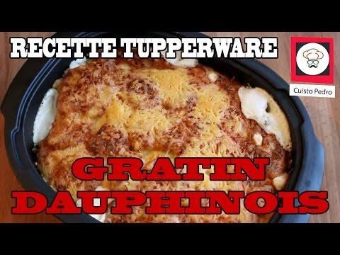 recette-comment-faire-un-gratin-dauphinois-ultrapro-mandochef-tupperware?