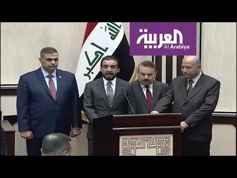 حل أزمة منصبي وزارتي الدفاع والداخلية في الحكومة العراقية  - نشر قبل 3 ساعة