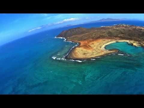 VSC - Parque Natural Isla de Lobos - Fuerteventura - HD