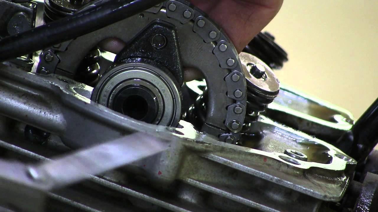 medium resolution of xr 250 valve timing check