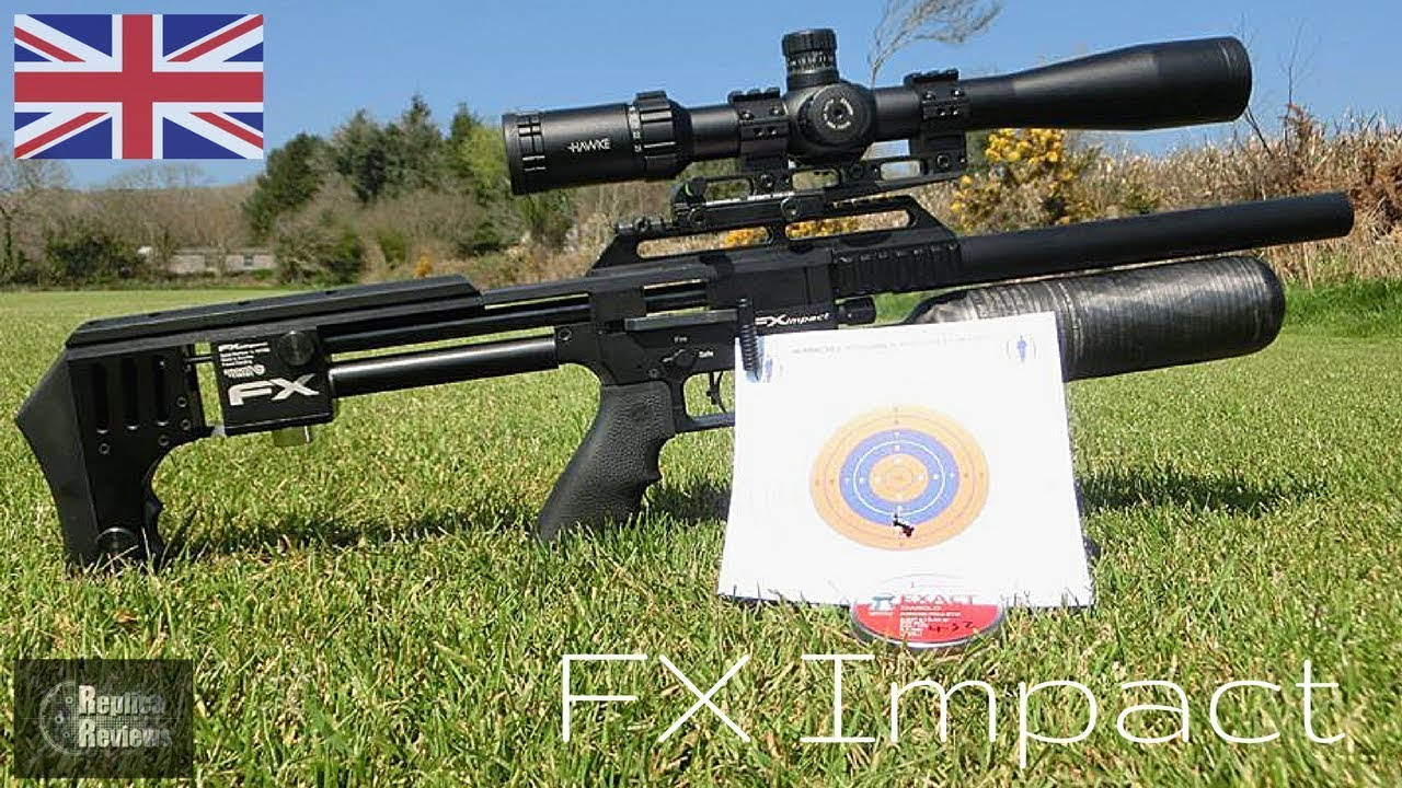 FX Impact - UK Sub 12 FT/LB  177 Air Rifle - Full Review