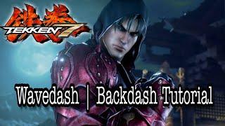 Tekken 7 | Wavedash / Backdash Arcade Stick Tutorial