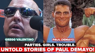 VALENTINO: THE TRUTH BEHIND PAUL DEMAYO'S DEMISE!