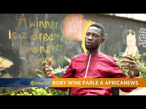 Uganda's pop star Bobi Wine in interview with Africanews [The Morning Call] Mp3