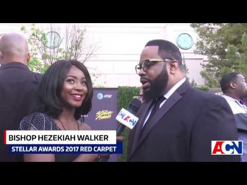 Portia Asare of ACN interviews Bishop Hezekiah Walker
