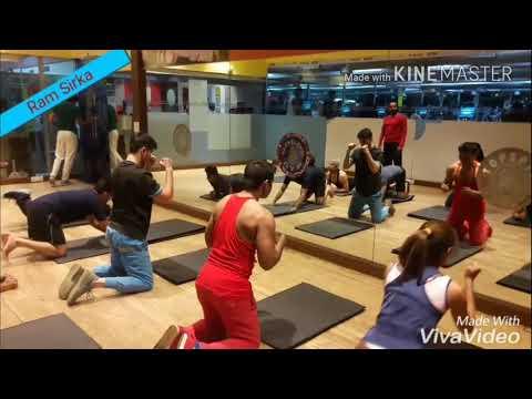 Ram Sirka (Instructor) Classes In Gold Gym Andheri West Mumbai