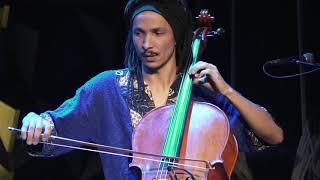 Batuque Cello (ao vivo) - Cheiro de saudade (André Oliveira)
