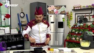 Anjelika pirojnasi , İslak kek , Kişmişli kek , Kişmişli bulka  -  NUŞ  OLSUN   21.12.2017
