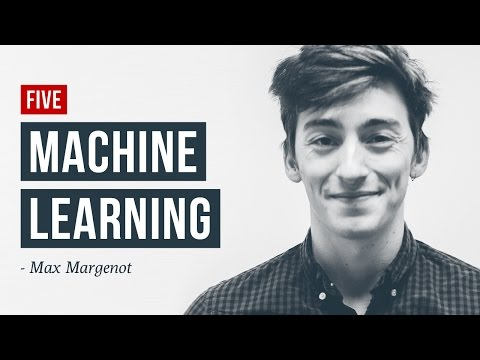 Q5: Good Uses of Machine Learning in Finance · Max Margenot