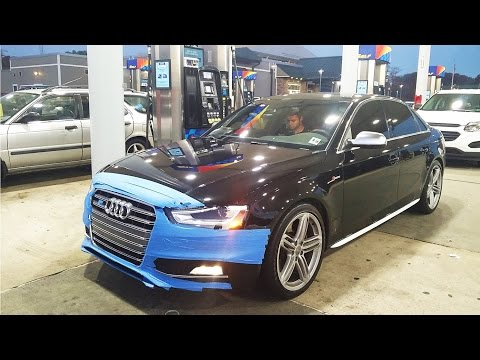 Buying an Audi S4!!!