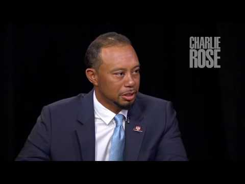 """Chapter Two Of My Life"" Tiger Woods On What's Next (Oct 20, 2016) 