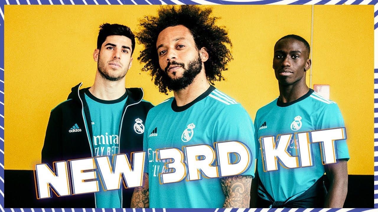 NEW THIRD KIT 2021/22 | Real Madrid