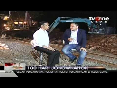 100 Hari Jokowi - Ahok Memimpin Jakarta
