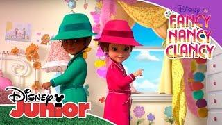 Download Fancy Nancy Clancy: Momentos Mágicos - Detective Nancy y la muñeca desaparecida | DJ Oficial